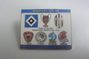 HSV - Weg zum Europapokal der Landesmeister 1983