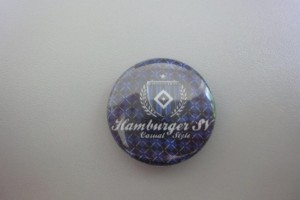 Hamburger SV - Casual Style Button