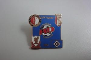 Rotterdam AD toernooi 1983 blau