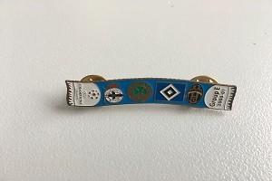 UEFA Champions League 2000-2001 Gruppe E Schal hellblau