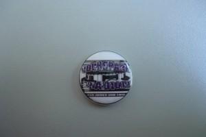 Volksparkstadion - Für immer und ewig Button