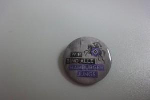 Wir sind alle Hamburger Jungs - Button