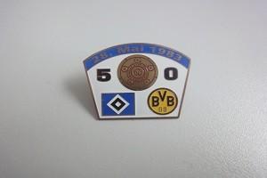 Bundesliga 1982-1983 HSV-Bor. Dortmund
