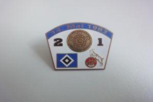Bundesliga 1982-1983 HSV-Köln