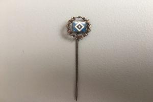 Ehrennadel 75 Jahre HSV