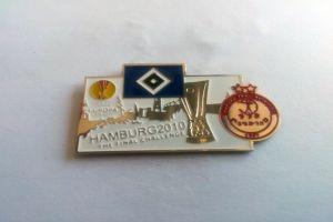Europa League 2009-2010 HSV-Hapoel