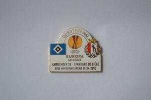 Europa League 2009-2010 HSV-Liege