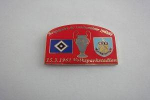Europapokal 1961 HSV-Burnley