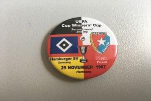 Europapokal 1967-68 HSV-Wisla Krakow