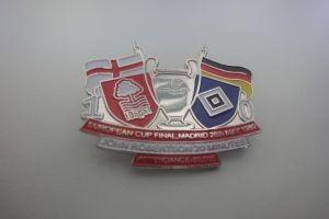 Europapokal 1979-1980 Nottingham F.-HSV