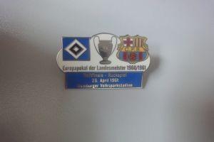 Europapokal 1960-1961 HSV-FC Barcelona