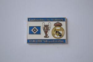 Europapokal 1980 HSV-Real Madrid