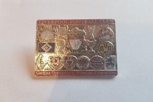 FC Liverpool-Deutsche Gegner im Europapokal
