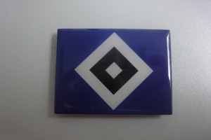 Magnet HSV-Raute
