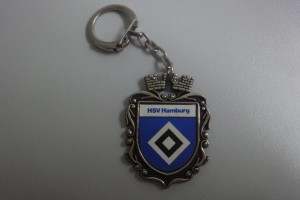 Schlüsselanhänger HSV Hamburg groß