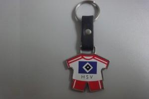 Schlüsselanhänger HSV Trikot