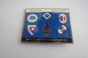 Europapokal der Pokalsieger 1967-1968