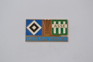 UEFA Cup 1980-1981 HSV-AS Saint Etienne