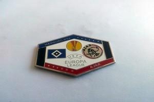 UEFA Cup 2008-2009 HSV-Ajax
