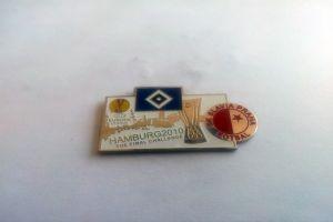 UEFA Cup 2008-2009 HSV-Slavia Prag