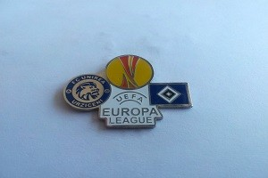 UEFA Cup 2008-2009 Unirea-HSV