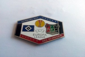 UEFA Cup 2008-2009 HSV-Nijmegen